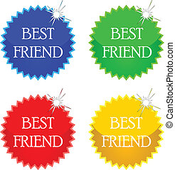 Los mejores iconos de los amigos