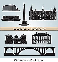 Los monumentos de Luxemburgo