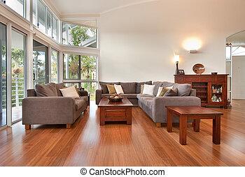 loungeroom, decoración