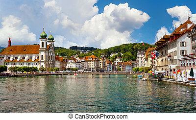 Lucerne, Suiza