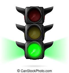 Luces de tráfico
