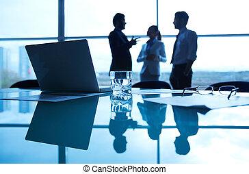 lugar de trabajo, empresa / negocio