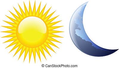 Luna solar