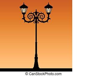 Luz de calle