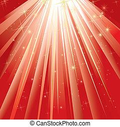 Luz mágica (vector)