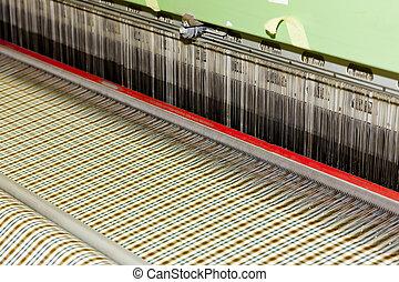 Máquina textil