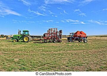 Máquinas de granja