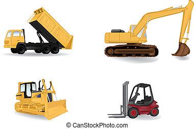 Máquinas de Industria vector i