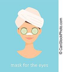 Máscara para los ojos