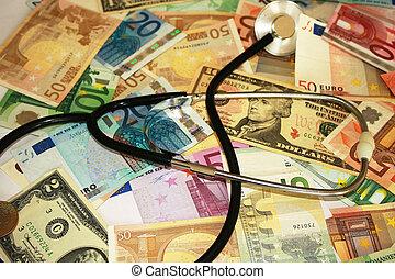 Médico de dinero