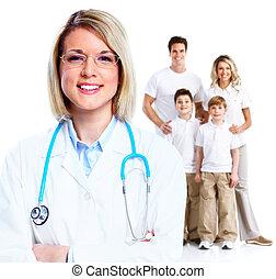 Médico de familia.