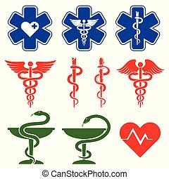 Médicos internacionales, farmacias y vectores de emergencia