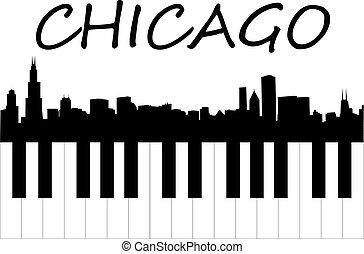 música, chicago