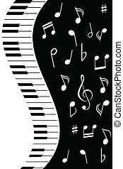 Música con piano