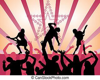 Música, evento