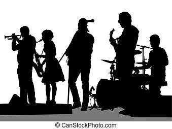 Música grupal