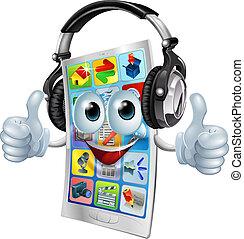 Música móvil