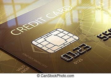 macro, tarjeta de crédito
