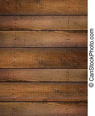 Madera de pino texturada