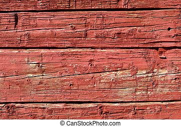 Madera roja
