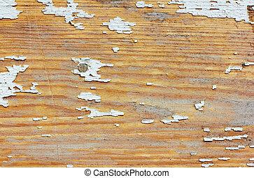 Madera rota pintada textura