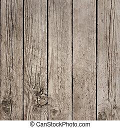 madera, vector, tablas, textura, piso