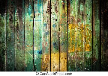 madera, viejo, plano de fondo