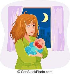 Madre durmiente