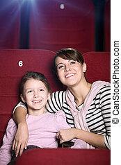 Madre e hijo en el cine