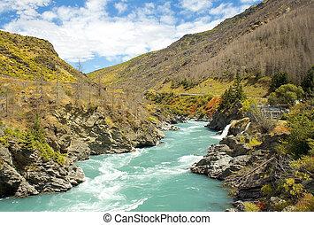 Magníficos paisajes de Nueva Zelanda