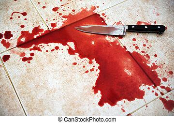 Maldito cuchillo