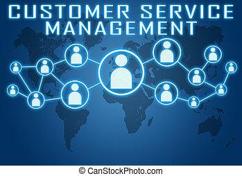 Manejo de servicios al cliente