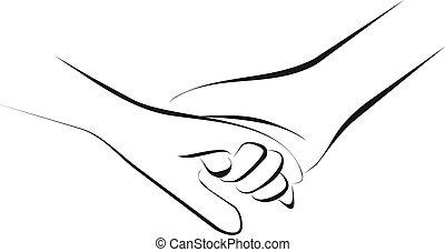 manos, tenencia