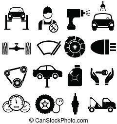 Mantenimiento de autos y reparación