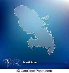 Mapa de martini