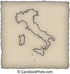 Mapa... Italia