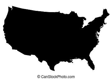 mapa, nosotros