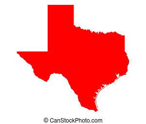 Mapas de Texas