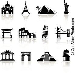Marcas de iconos