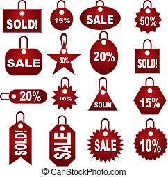 Marcas de precios al por menor