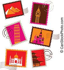 Marcas de sellos