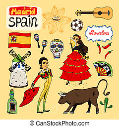 Marcas y iconos de España