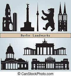 Marcas y monumentos de Berlín