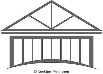 marco de la casa