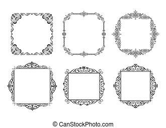 marcos antiguos