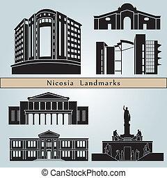 Marcos de Nicosia y monumentos