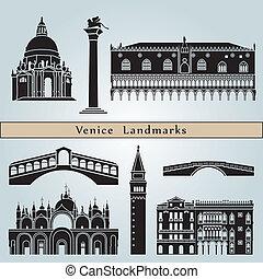 Marcos y monumentos de Venecia