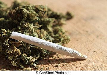 Marihuana recetada