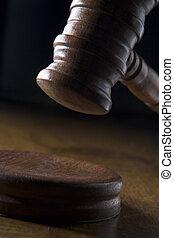 martillo, courtroom