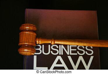 martillo, jueces, libro, empresa / negocio, ley